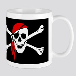 Pirate flag Mugs