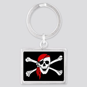 Pirate flag Keychains