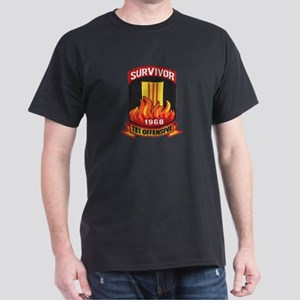 Tet Survivor Dark T-Shirt