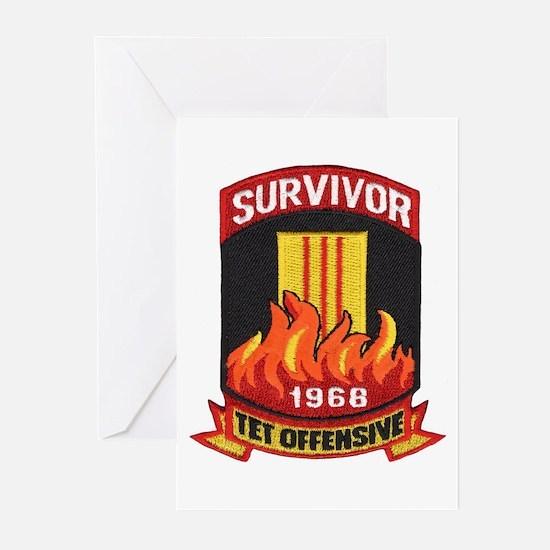 Tet Survivor Greeting Cards (Pk of 10)