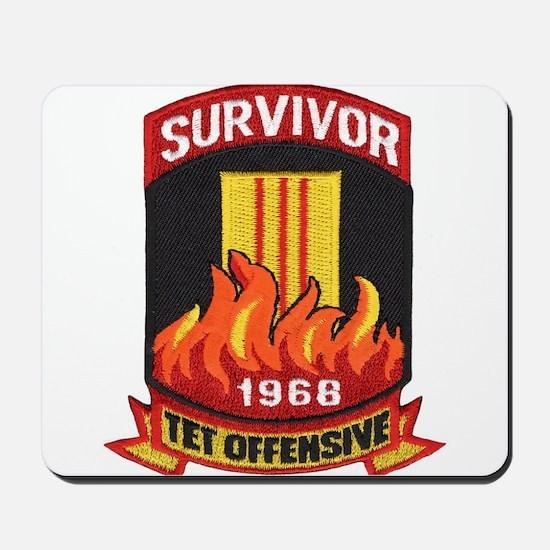 Tet Survivor Mousepad
