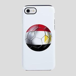 Egypt Soccer Ball iPhone 7 Tough Case