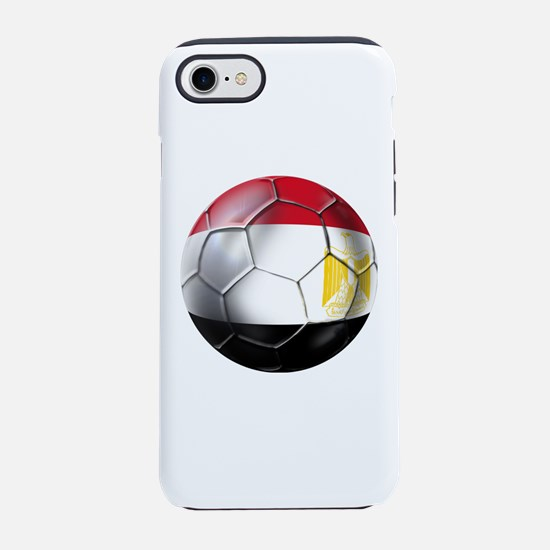 Egypt Soccer Ball iPhone 7 Tough Case
