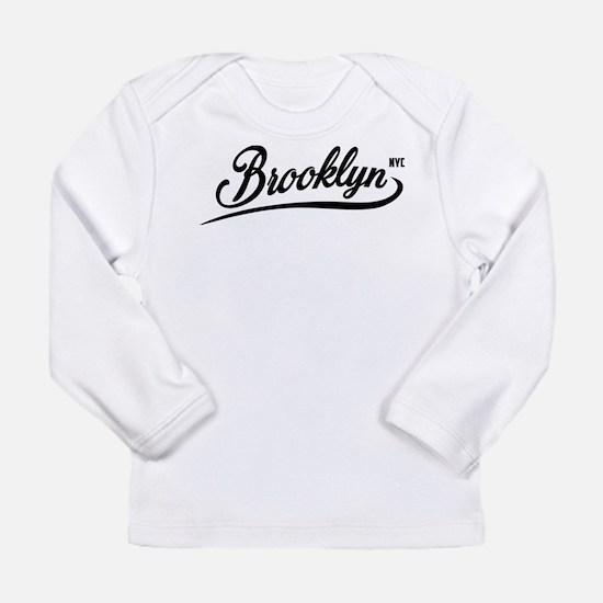 Brooklyn NYC Long Sleeve T-Shirt