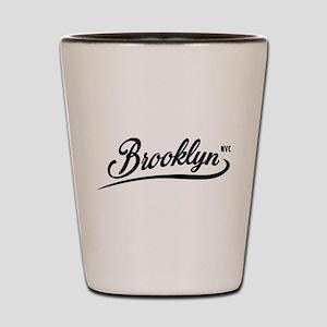 Brooklyn NYC Shot Glass