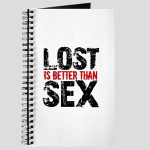 Lost is Better than Sex Journal