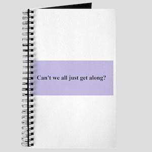 Get along Journal