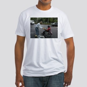 PROTECTACOW Fitted T-Shirt