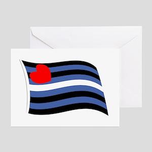 Leather Pride/Fetish Pride Greeting Cards (Package