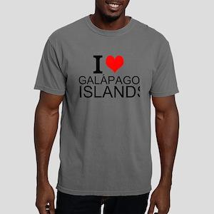 I Love Galápagos Islands T-Shirt