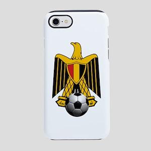 Egyptian Football Eagle iPhone 7 Tough Case