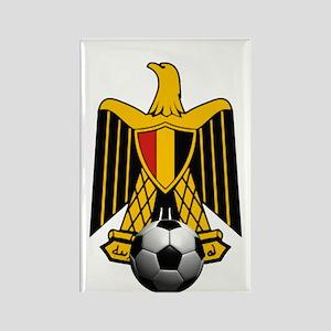 Egyptian Football Eagle Magnets