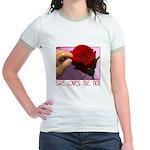 She Loves Me Not Jr. Ringer T-Shirt