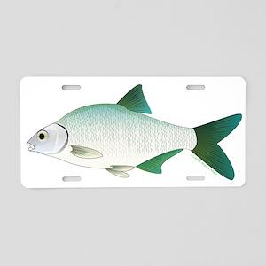 European Freshwater Bream Aluminum License Plate