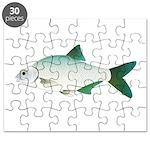 European Freshwater Bream Puzzle