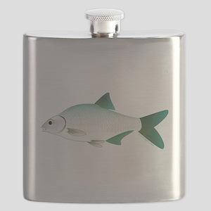 European Freshwater Bream c Flask
