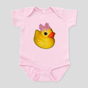 Infant Bodysuit - Duckie (pnk or wht)