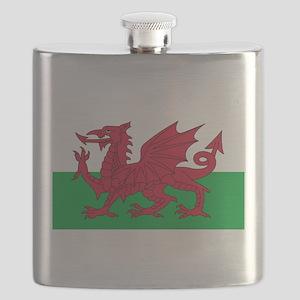 Wales Flask