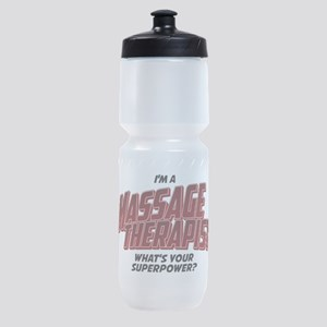 I'm A Massage Therapist What's Your Sports Bottle