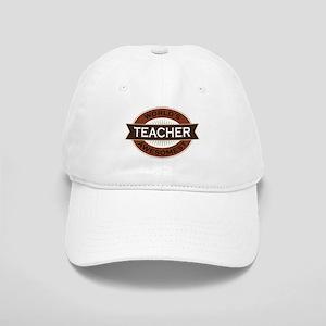 Teacher (World's Awesomest) Baseball Cap