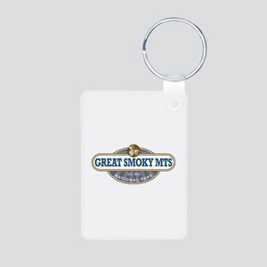 The Great Smoky Mountains National Park Keychains
