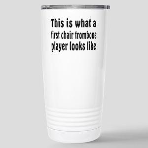Trombone Stainless Steel Travel Mug