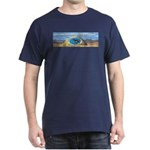 NSA Haystack Parody Dark T-Shirt