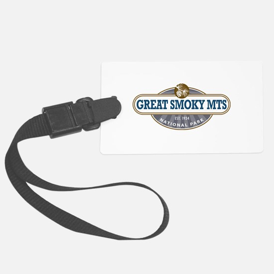 The Great Smoky Mountains National Park Luggage Ta