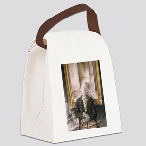 The Dead Canvas Lunch Bag