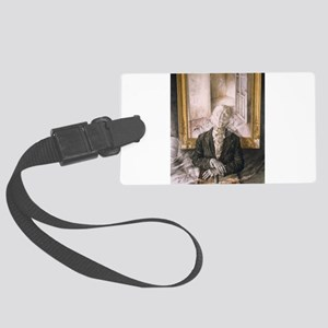 The Dead Luggage Tag