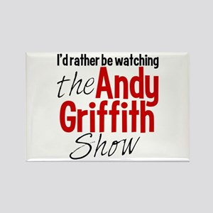 Andy Griffith Show Rectangle Magnet