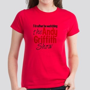 Andy Griffith Show Women's Dark T-Shirt