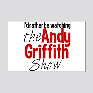 Andy Griffith Show Mini Poster Print