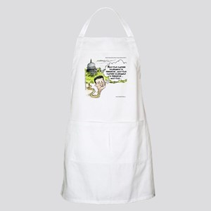 Ted Cruz Slithers Away Apron