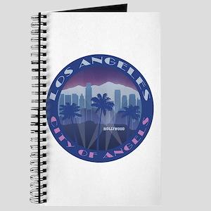 LA Hollywood round Journal