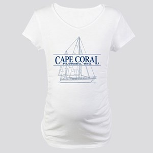 Cape Coral - Maternity T-Shirt