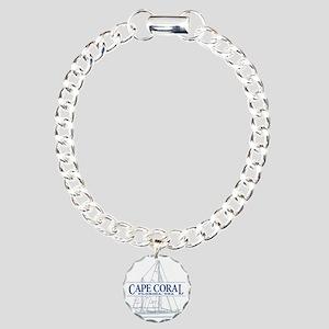 Cape Coral - Charm Bracelet, One Charm