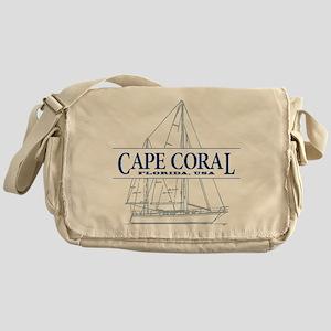 Cape Coral - Messenger Bag