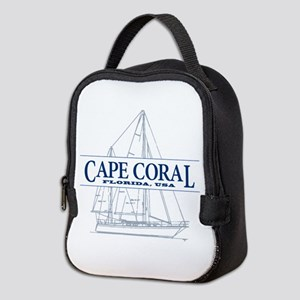Cape Coral - Neoprene Lunch Bag