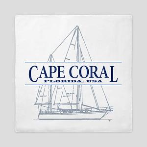 Cape Coral - Queen Duvet