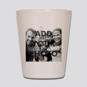 Add Your Photo Shot Glass
