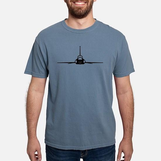 T-38 Black Large T-Shirt