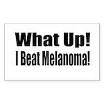 melanoma17.png Sticker (Rectangle 50 pk)