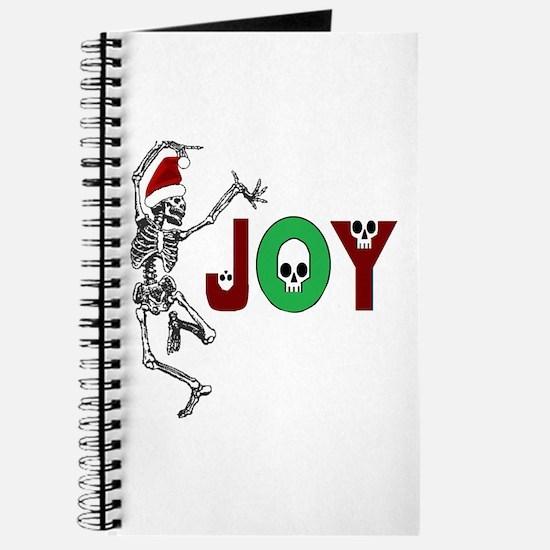 Skeleton Santa - Joy Journal