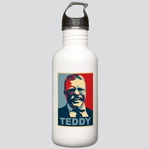 Teddy Roosevelt Stainless Water Bottle 1.0L