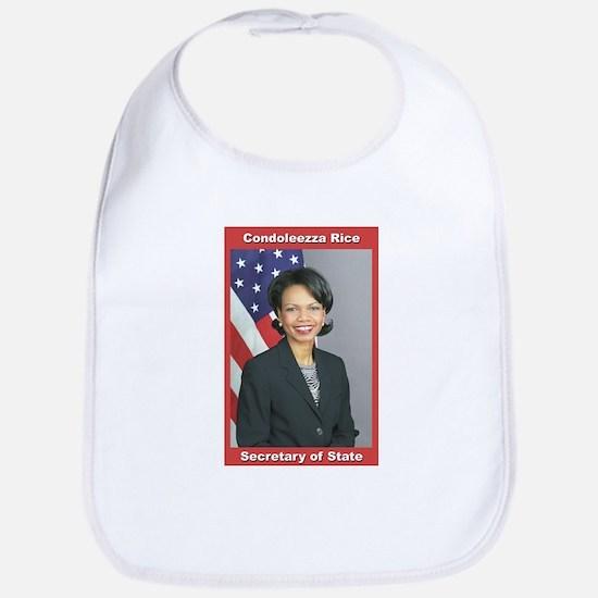 Condoleezza Rice Bib