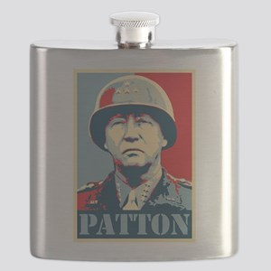 General Patton Flask