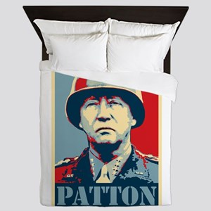 General Patton Queen Duvet