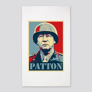 General Patton 3'x5' Area Rug