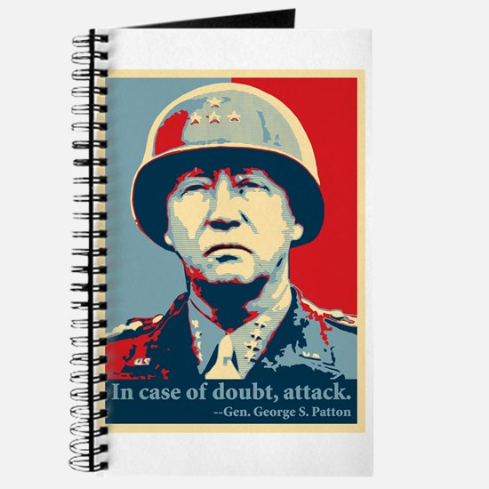 Patton Attack Journal